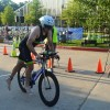 From beginner to advanced, the Y ROCK triathlon has something for everyone