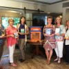 Reinhardt PTA donates Little Free Library in honor of retirees