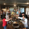 Open Space Alliance BBQ draws big turnout at scenic Tate Farms