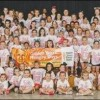 Rockwall Texans, Williams Middle School cheerleaders team up to give back