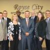 Royse City School Board named Board of the Year for North Texas region