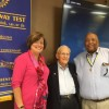 Breakfast Rotary welcomes WWII veteran at Aug. 1 meeting