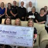 Holy Trinity Church Outreach Committee shows support to Women In Need
