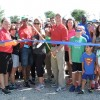 Rockwall County celebrates grand opening of new Fitness Trail