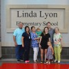 Linda Lyon Elementary: 'The perfect bookend to a blessed career'