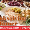 Dodie's at The Harbor offers Thanksgiving Dinner or Cajun Fried Turkeys To-Go