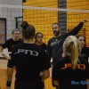 Rockwall volleyball coach hits 500 career wins
