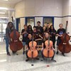 Williams Middle School Orchestra Students Advance to All-Region Orchestra
