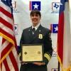 Rockwall Fire Marshal graduates from nation's first FEMT program