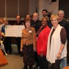 Rowlett Chamber donates to animal shelter