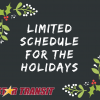 STAR Transit announces limited schedule for the holidays