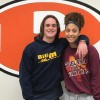 Jacket Backer November Athletes of the Month