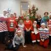 Rockwall Soroptimists treat Reese Manor seniors to Christmas lunch