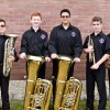 Cain Middle School students make All-Region Honor Band