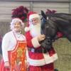 Santa Claus returns to Black Star Sport Horses Dec. 16