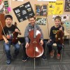 Williams Elementary students audition for Rockwall ISD All-City Orchestra