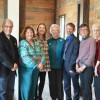 Historical Foundation installs new officers