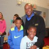 Pullen Watch D.O.G.S. host Donuts with Dad