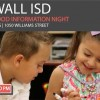 Rockwall ISD to host Early Childhood Information Night Feb. 12