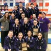Cain Middle School Girls Gymnastics teams finish season with district wins