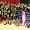 Rockwall High School Stingerettes finish season with big wins