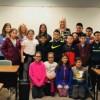 Jones Elementary receives a Toyota of Rockwall grant