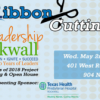 Leadership Rockwall Class of 2018 Project Ribbon Cutting & Open House May 2