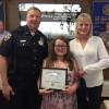 Rotary recognizes Student of Honor