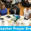 Save the date: Teacher Prayer Breakfast Aug. 3