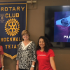 Rockwall Breakfast Rotary welcomes Camp Gladiator