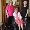 103-year-old visits the house in which she was born