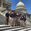 Rep. Ratcliffe meets with Northeast Texas students at U.S. Capitol