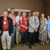 Rockwall Noon Rotary installs new officers, club president