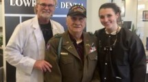 D-Day for V-Day: Local dentist to provide free dental services to veterans Nov 9