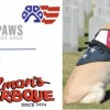 Soulman's Bar-B-Que Honors Veterans with Patriot PAWS on November 10