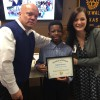 Noon Rotary Recognizes Student of Honor from Cullins-Lake Pointe Elementary