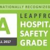 High Safety Grades Continue at Texas Health Presbyterian Hospital Rockwall