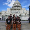 Rockwall High School Robotics Team takes field trip to Washington, D.C.