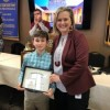 Rotary Club Recognizes Student of Honor from Springer Elementary