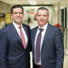 Rep. Ratcliffe visits Royse City Middle School