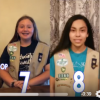 Rockwall Girl Scouts Create Video, Blue Ribbons to Raise Awareness About Child Abuse