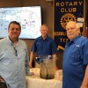Rockwall Breakfast Rotary Welcomes The Bucket Ministry