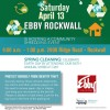 Community Shredding Event Saturday, April 13 at Ebby Rockwall