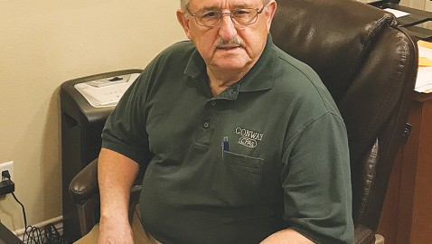 Michael Conway of Rockwall Celebrates 50 Years as CPA