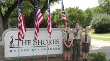 Fly a Flag, Support the Scouts