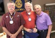 Rockwall Noon Rotary Recognizes Paul Harris Fellow Award Recipients