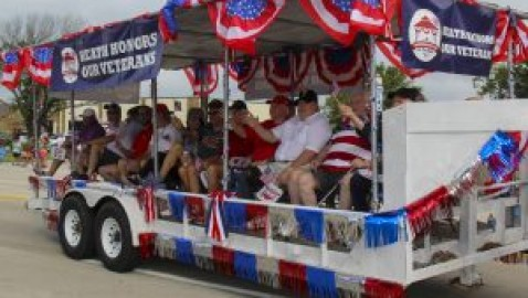 City of Heath Celebrates Independence Day with Parade & Patriotic Celebration in the Park
