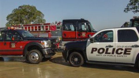 Heath Department of Public Safety to Present Fall Citizens' Academy