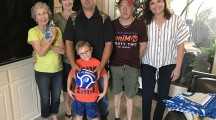 Surprise for Riley: German Bone Marrow Donor Meets Young North Texas Recipient