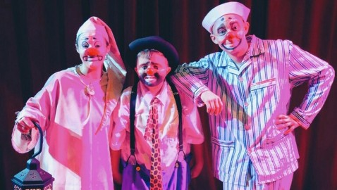 Clowning Around: Rockwall Boy Learns to Clown from Ringling Bros. Circus Star